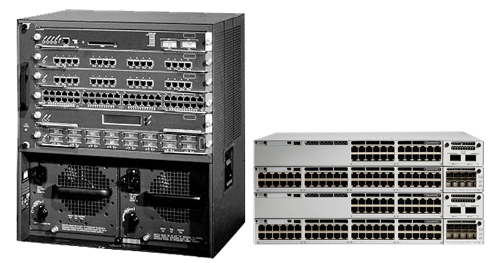 Cisco Networking Equipment
